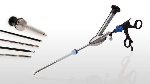 Mini-Thoracoscopy Set
