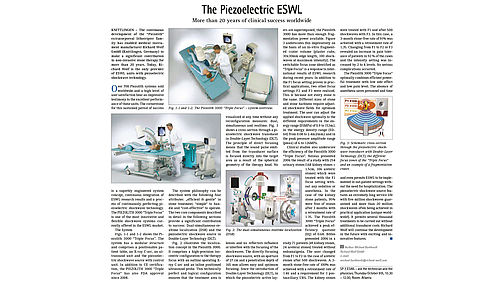 The Piezoelectric ESWL