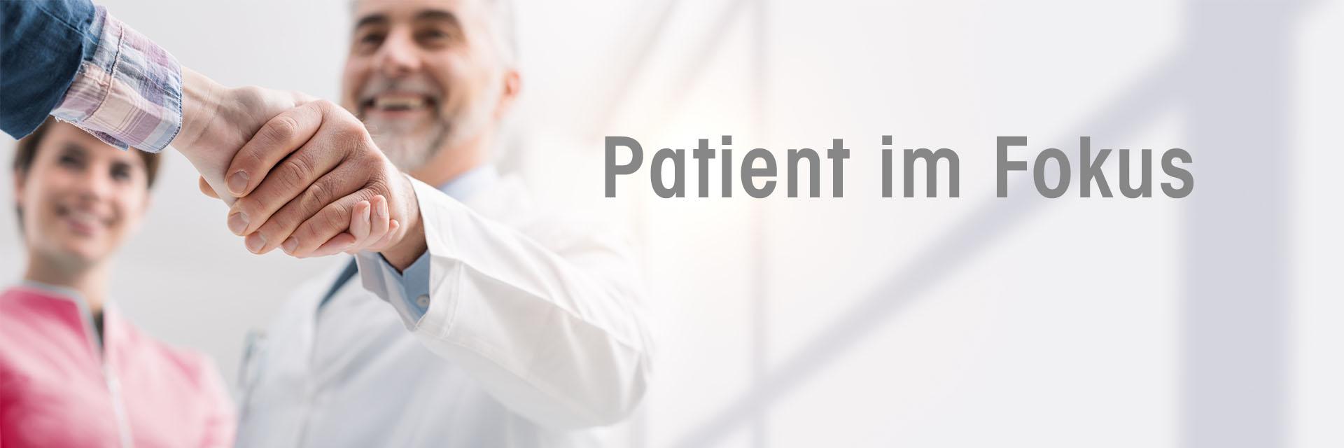 Patient-im-Fokus - Richard Wolf