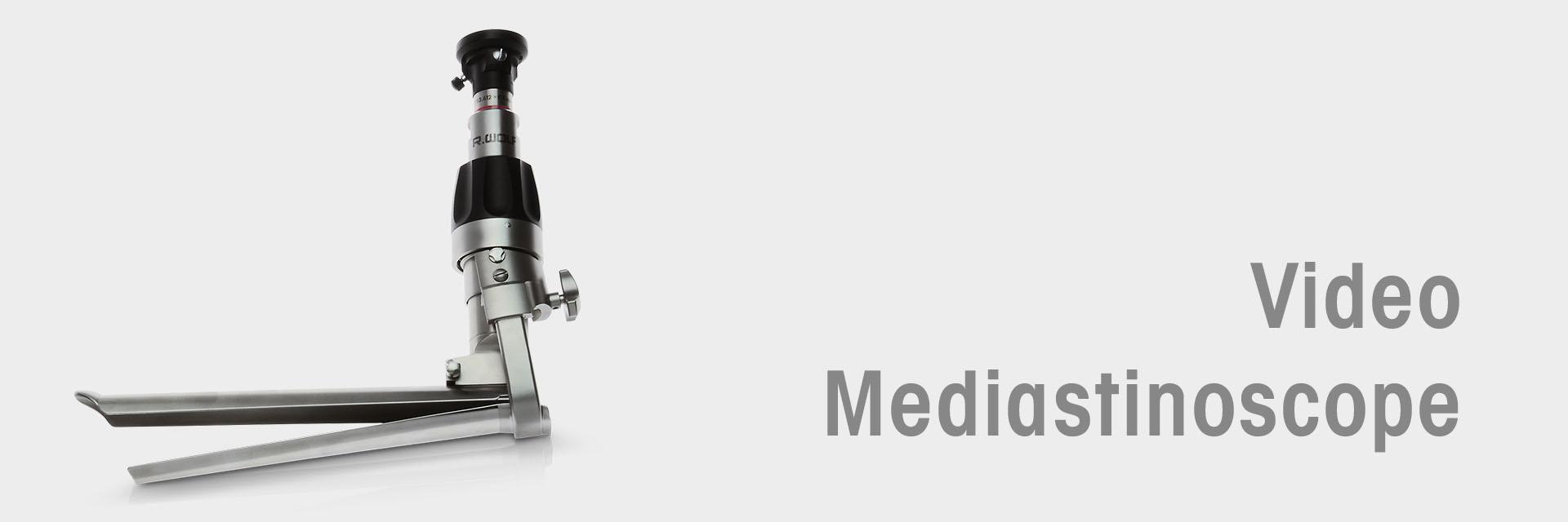 video mediastinoscope